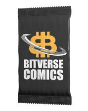 Bitverse Comics NFT (BitBoy Crypto) Promo Pack (5 NFTs) Series 1