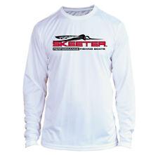 Skeeter Boats Long Sleeve Microfiber Upf Fishing Shirt