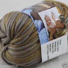 Sale New 1 Skein x 50g Soft 100% Cotton Chunky Super Bulky Hand Knitting Yarn 43