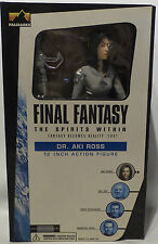 FINAL FANTASY gli spiriti all'interno: la dottoressa AKI Ross in scatola action figure. (MLFP)