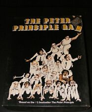 1973 Peter Principle Bookcase Game