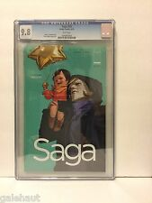 SAGA # 20 CGC 9.8. HOT TITLE FROM IMAGE COMICS!