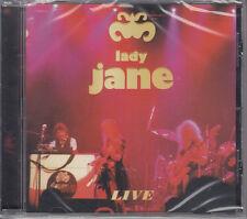CD Lady Jane Live (1999) Peter Panka Werner Nadolny Jane Krautrock New Sealed