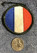 Vintage WWII US Army GROUND FORCES UNIT Patch Airborne Tank Destroyer Artillery