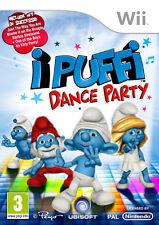 I Puffi Dance Party -  ITA Nintendo WII NUOVO SIGILLATO  [WII0911]