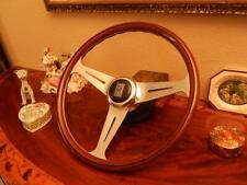"Rolls Royce Corniche II 1986 - 1989 Wood Steering Wheel 15.3"" Nardi  NEW"