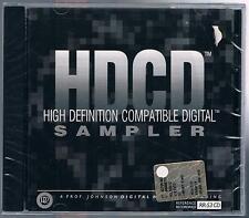 HDCD HIGT DEFINITION COMPATIBLE DIGITAL SAMPLER CD SIGILLATO!!!