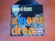 "POWER OF DREAMS American Dream 12"" Vinyl!"