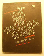 The Big Brother Game by Kensington Publishing Corporation Staff and Scott...