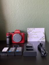 Sony Alpha A7 II 24.3MP Digital Camera - Black Body + Batteries And Charger