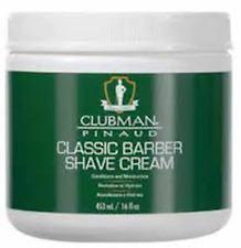 Clubman Pinaud Classic Barber Shaving Cream 453ml