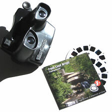Frank Lloyd Wright Fallingwater 3D View-Master gift set 2 reels + viewer NEW