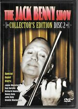 The Jack Benny Show - Collector's Edition Disc 2, All Star Guests, USED DVD