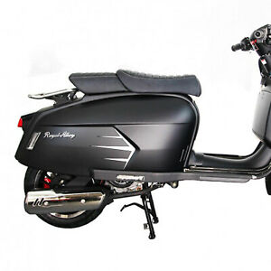 ROYAL ALLOY GP 125 200 300 SIDE FLASHES STICKER DECALS GRAPHICS