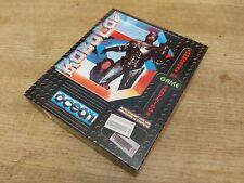 Commodore 64/64GS Robocop 3 excellent état coffret ULTRA RARE!