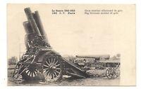 la grande guerre    lgros  mortier allemand de 420