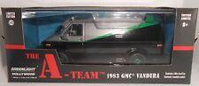 GREENLIGHT Green Machine 1983 GMC Vandura The A-Team 1:43 Scale 2018 New