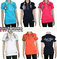 Geographical Norway Damen Polo-Shirt Kristy