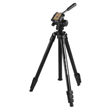 "Hama Delta Pro 160 64"" DSLR / Camcorder Tripod Pan & Tilt + 3D Head (UK Stock)"
