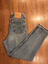 RARE! VTG Levis 921 Tapered Fit Orange Tab HIGH WAIST MOM Jeans 12 M W31.5