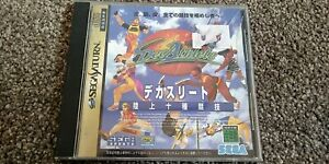 DecAthlete Sega Saturn JAPAN (NTSC-J) - Free Postage