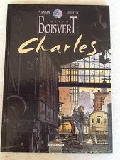 """EO PLESSIX & DIETER 1995 """"BOISVERT 4""""+16p. genre LARCENET, TARDI, BOUCQ, LOISEL"""