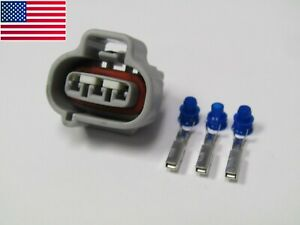 New IACV idle air control valve connector plug for Toyota MR2 AE86 3SGTE / 4AGE