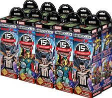 Heroclix MARVEL WHAT IF... Sealed BOOSTER BRICK 15th Anniversary Pre-Sale