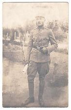 PHOTO AUSTRO-HUNGARIAN SOLDIERS WWI - KUK - AUSTRIA MILITARIA - ORIGINAL PHOTO 3