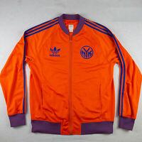 /// Adidas NYK New York Knicks Size M Jacket Track Top TT Tracksuit Rare
