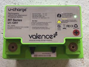 Valence U1-12RT 12.8v 40Ah, 512wh Lithium Iron Magnesium Phosphate Battery