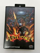 RARE Ultracore NEW SEALED Strictly Limited (Sega Mega Drive) Game ONLY 999 Made