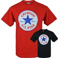 ShirtBANC Chingon All Star Mens Shirt All Star Mexican Tee