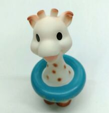 Vulli Sophie la Girafe Sophie The Giraffe children's soft bath toy teether