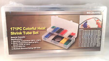 Heat Shrink Tube Assortment 171pc Set