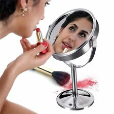 Small Portable Beauty Makeup Mirror Double-Sided Normal Magnifying Magnification
