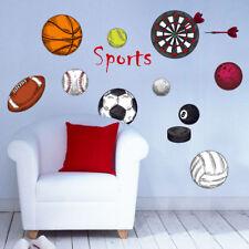 Wandtattoo Wandsticker Wandaufkleber Sportarten Sports Motive 62 x 102 W237