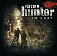 DORIAN HUNTER, DÄMONENKILLER - 37:AM RIO NEGRO - DENNIS EHRHARDT   CD NEW