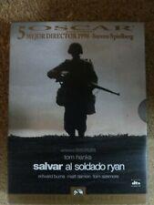 DVD Salvando al Soldado Ryan.Tom Hanks