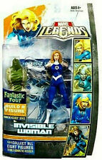 Hasbro Marvel Legends Fantastic Four Action Figures Series 1 The Invisible Woman