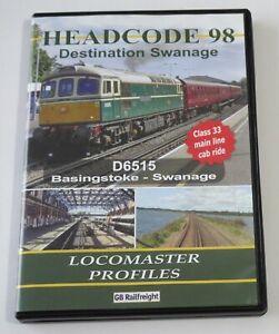 Railway DVD: Headcode 98 - Destination Swanage
