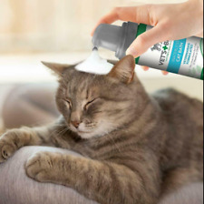 Cat Shampoo For Dry Itchy Skin Waterless No-Rinse Long Haired Cats Cleaning Bath