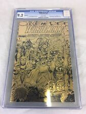 Wildc.a.t.s #1 Jim Lee (1st app. Gold Edition) CGC 9.2 NM- White Pages 1992