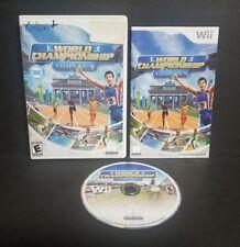 World Championship Athletics (Nintendo Wii, 2009) Complete