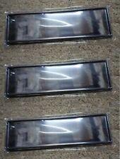 3X i/o Shield panneau plaque arrière sans trou Blank