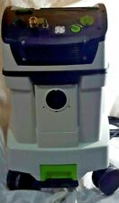 Festool 240v Dust Extractor CTL48 E LE EC Cleantec 584134 3 Year Warranty