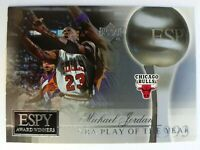 2005 05 Upper Deck Michael Jordan ESPY Award Winners #MJ8 NBA Play of the Year