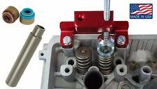 Honda Acura K20 K24 Valve Spring Compressor Valve Seal Pusher Kit SC-30015-KIT