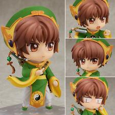 Nendoroid 763 Card Captor Sakura Li Syaoran Action Figurine Statue No Box