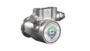 Fluid-O-Tech Stainless Steel Clamp Flange Rotary Vane Water Pump